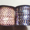 供应手工艺彩色玻璃珠、十字绣米珠、珠管(玻璃瓶装)
