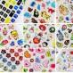 厂家生产 硅胶UV印刷滴塑 多款可选