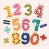 牧田礼品 系列数字个性化磁性冰箱贴 创意家具小商品